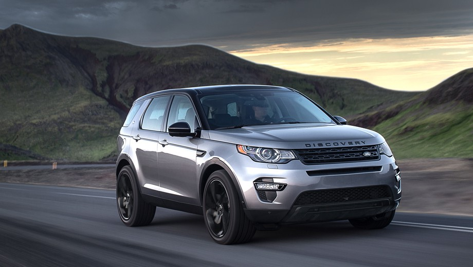 Discovery Sport 2015-