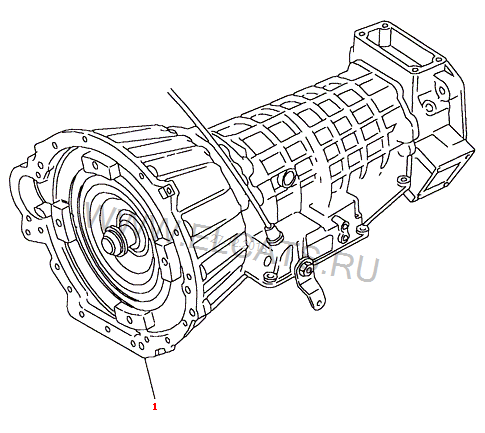 ZF-4 SPEED-AUTOMATIC Discovery 1