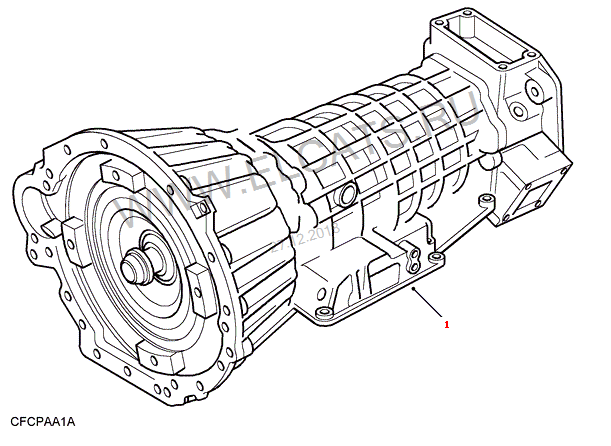 ZF-4 SPEED-AUTOMATIC Discovery 2